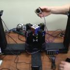 World's Fastest Rubik's Cube-Solving Robot