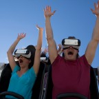 Virtual Reality Coaster where 'Steel' gets 'Reel'