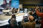 Leading Automobile Supplier introduces 'Zero Gravity' seats at Detroit Autoshow