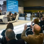 Leading Automobile Supplier introduces 'Zero Gravity' seats at Detroit Autoshow