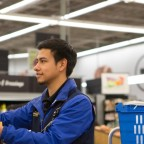 New tech at Walmart brings more items to its stores