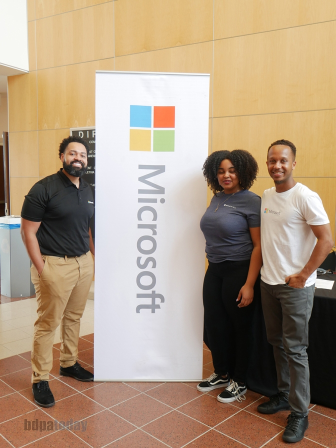 Microsoft at Bowie State University