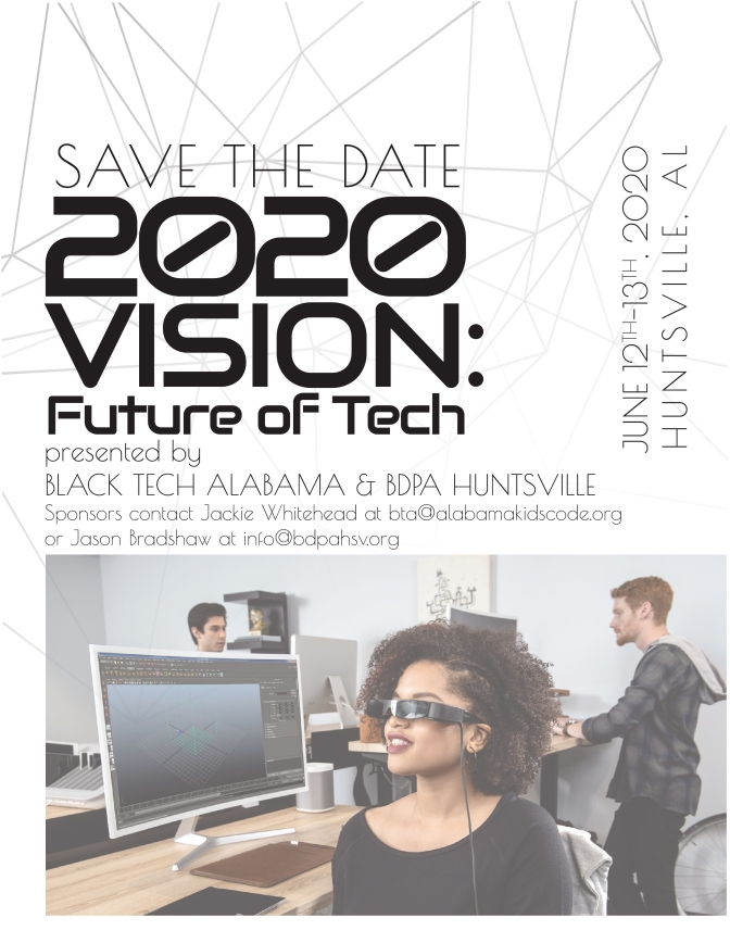 BDPA 2020 Annual South Regional Conference: The Future of Tech