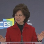 U.S. Secretary of Transportation Elaine L. Chao Announces Automated Vehicle 4.0 at CES 2020