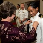 US Navy's First Black Female Tactical Air Pilot Earns Her Wings of Gold